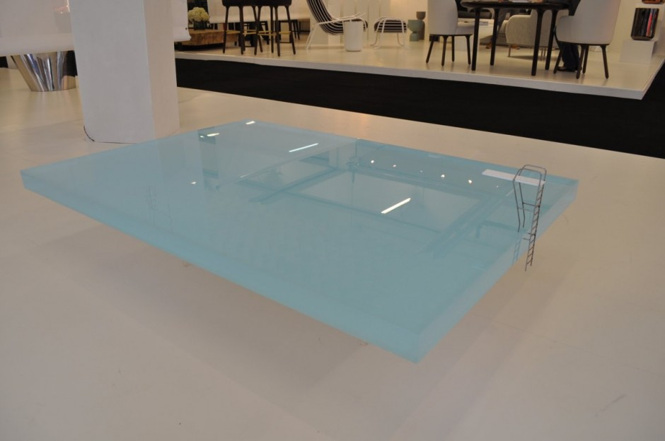 Pool Table by Freshwest Design