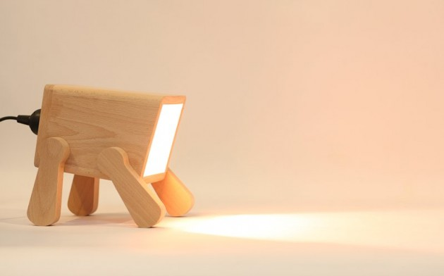 The Frank Lamp by Pana Objects