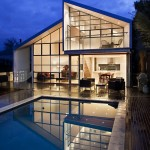 Blurred House by Bild Architects