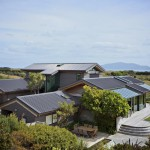 Te Horo Wetland House by Space Architecture Studio