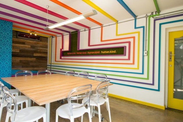 Human Kind Offices By Pps Architects Contemporist