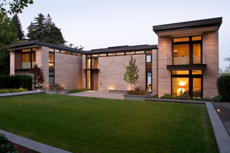 Washington Park Hilltop Residence by Stuart Silk Architects