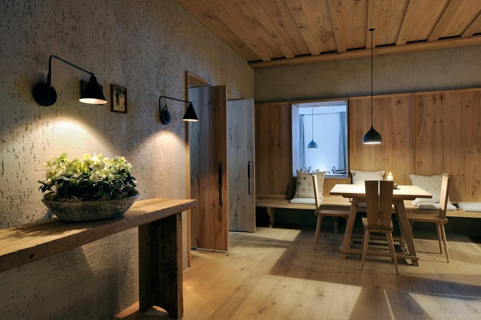 Decordemon wiesergut boutique hotel in austria for Boutique hotel saalbach