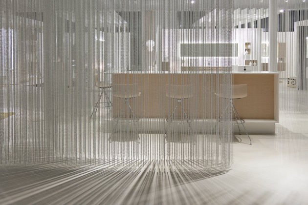 Rain Like Curtains By Kriskadecor Contemporist