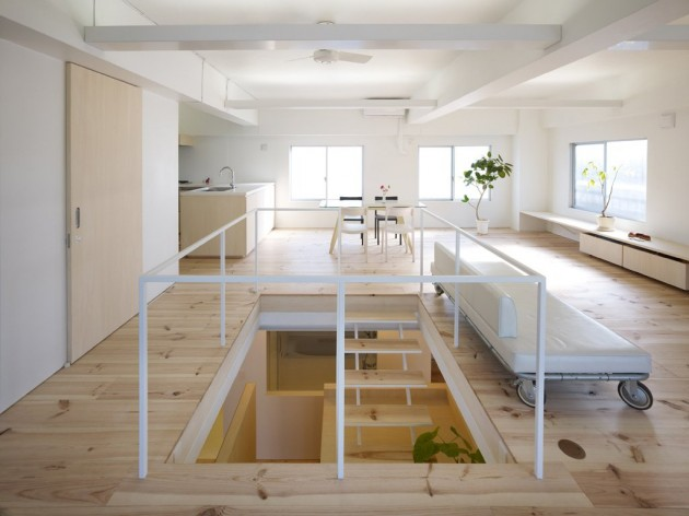 House in Megurohoncho by Torafu Architects on house attic, house rooftop, house phone, house electricity, house bathroom, house dining room, house sidewalk, house san francisco, house cellar, house exterior, house lift, house fireplace, house deck, house office, house garage, house construction site, house basement, house roof, house bedroom, house ground,