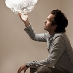 Cloudy by Mathieu Lehanneur for Fabbian