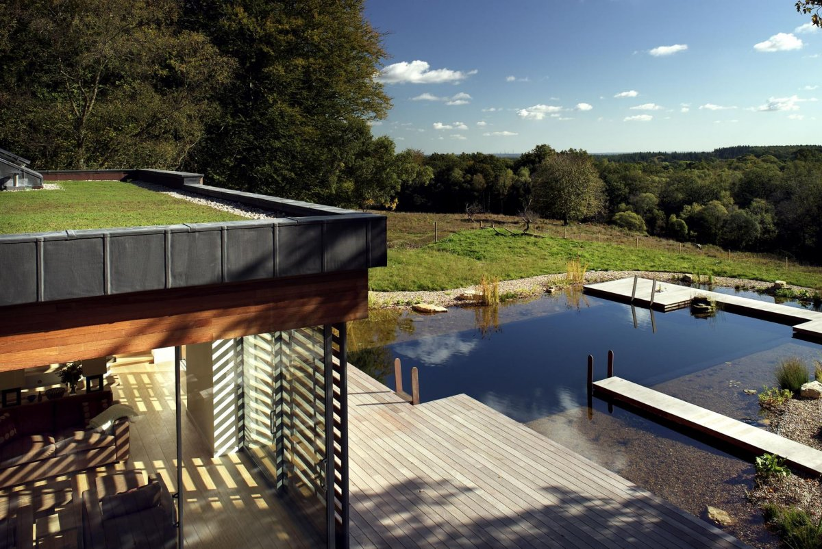 View topic natural swimming pools swimming pond home renovation building forum for Natural swimming pool australia