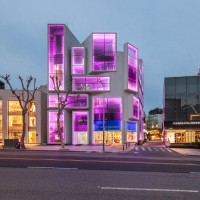 Gangnam Building Redesign by MVRDV