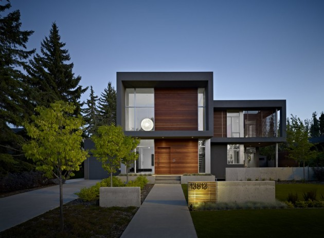 The SD House by thirdstone inc. and Habitat Studio & Workshop