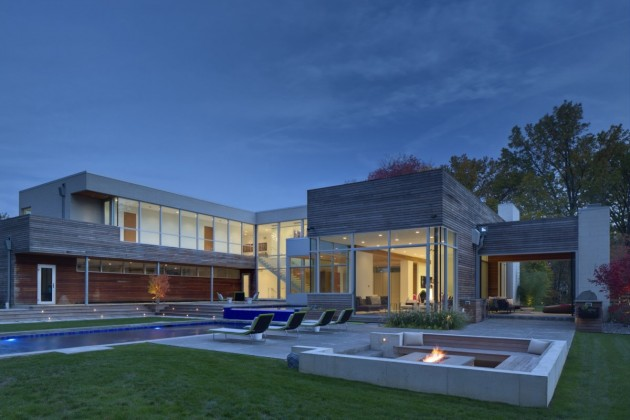 Shaker Heights Residence by Dimit Architects