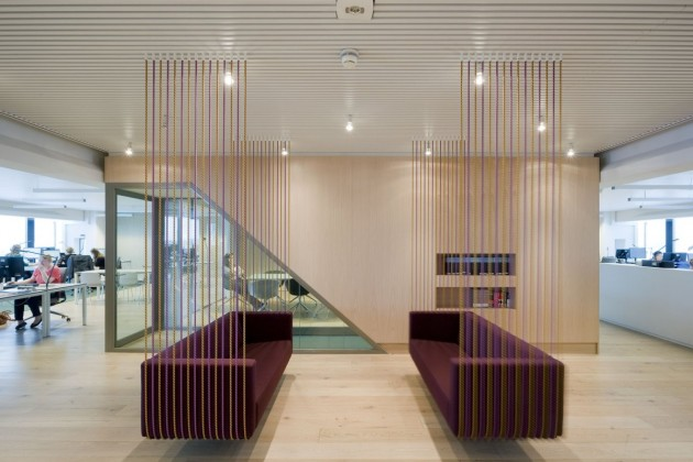 NS Stations Office by NL Architects