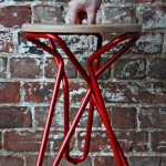 Olly Stool by Junction Fifteen