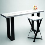 Tables and Stool by 2point54
