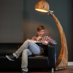 Woobia Lamp by ABADOC