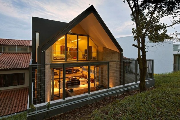 Y-House by ONG&ONG