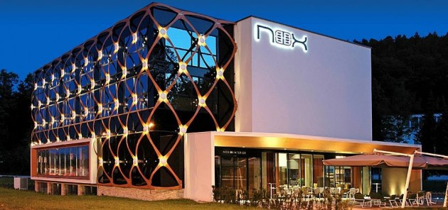 Hotel nox by nimo studio contemporist for Design hotel nox