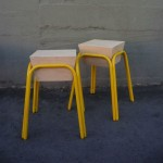 Pira Stool by Danilo Calvache Design Studio