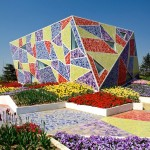 Ceramic Museum And Mosaic Park by Casanova + Hernandez Architects