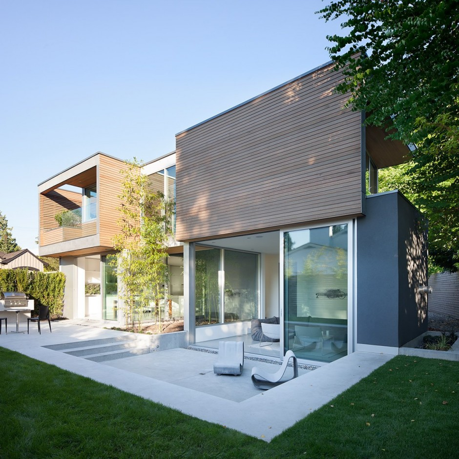 Modern architecture & interior design #4 - Findlay Residence by Splyce Design