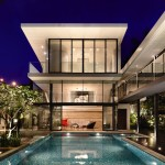 Andrew Road House by A D Lab