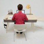 Oxymoron Desk by Anna Lotova