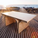 Ono Bridge Table by SUGUI Design
