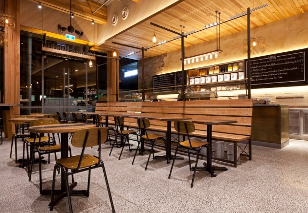 Following The Success Of Giant Designed Lane Cove Caf Saxon