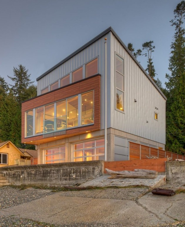The Tsunami House by Designs Northwest Architects | CONTEMPORIST