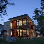 Dihedral House by Arch 11