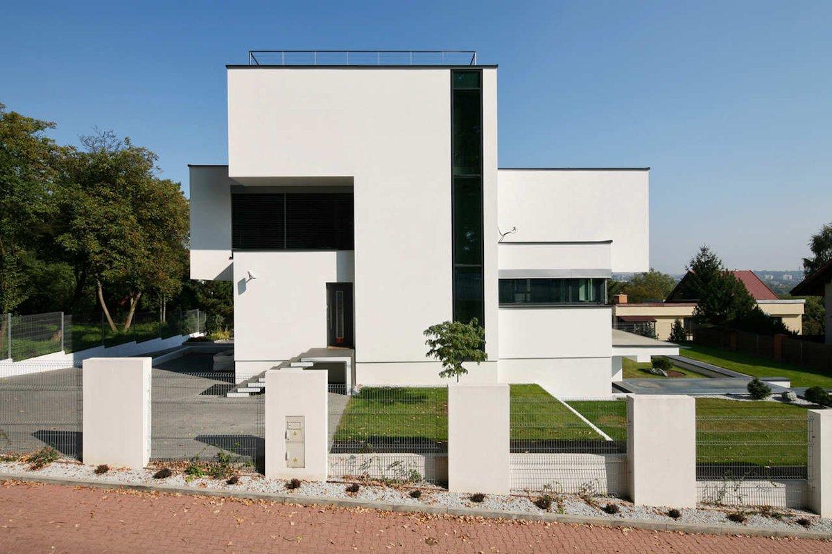 波兰XV别墅设计