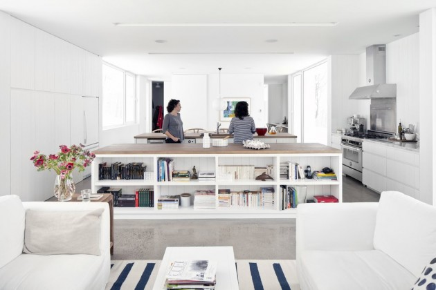 Blue Hills House by la SHED architecture