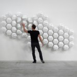 HEXI Responsive Wall by Thibaut Sld.