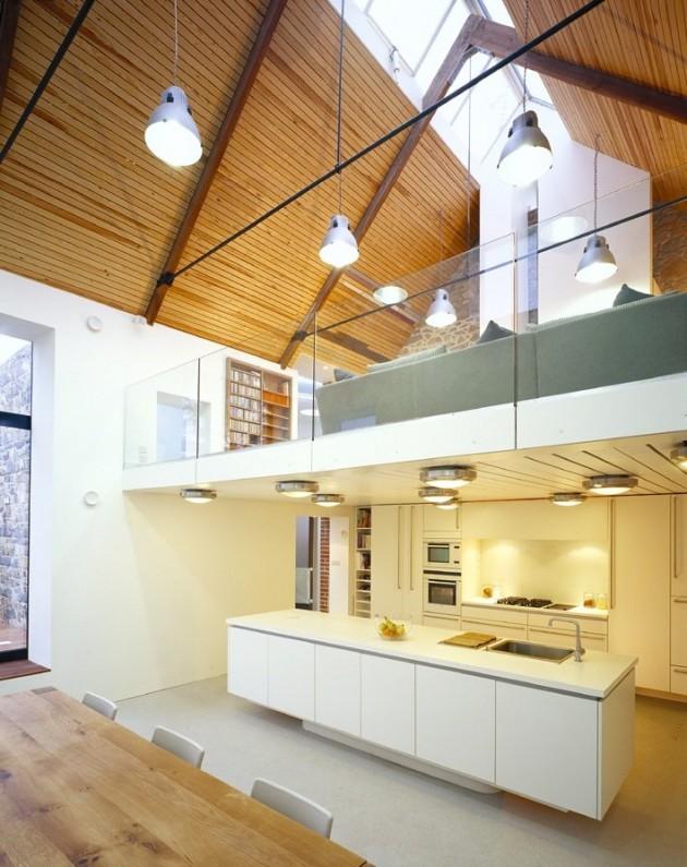 معماری به سبک قرن 15،معماری سنتی و مدرن