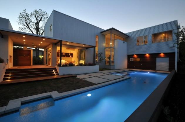 Laurel Residence by StudioMET