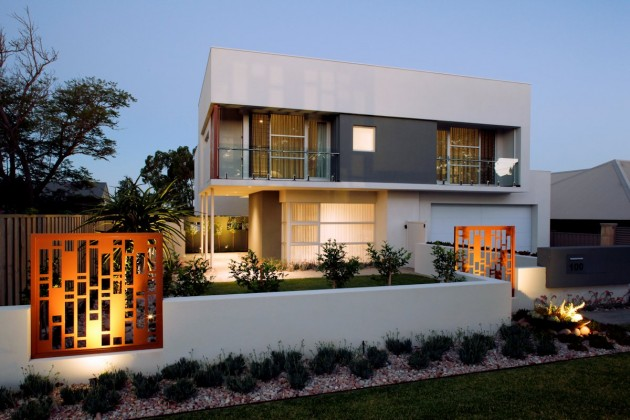 House in Floreat by Craig Sheiles Homes and Mick Rule