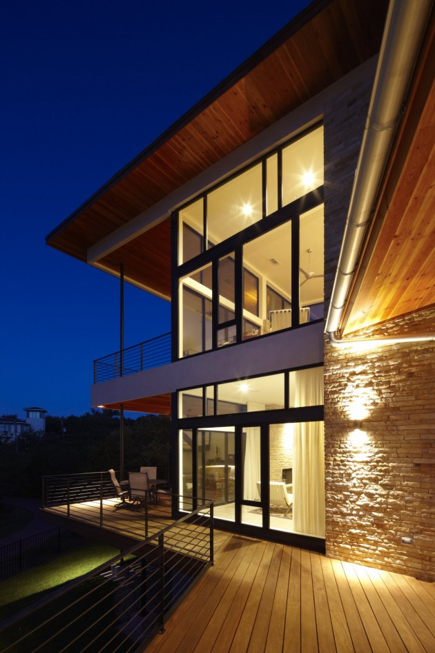 The Lake Travis Residence By Hsu Office Of Architecture Contemporist