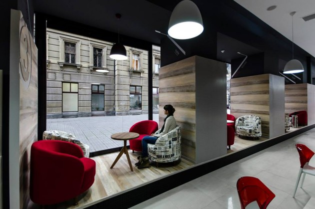 Tempo Patisserie by Parasite Architecture Studio