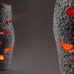 Candle Holders by Donatas Žukauskas