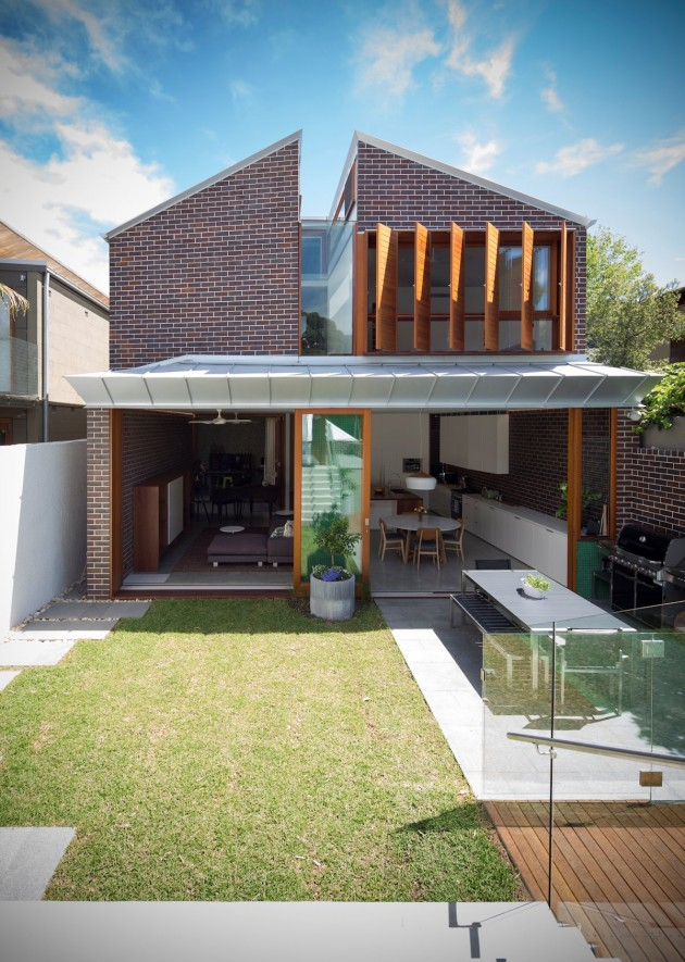 Green House by Carterwilliamson Architects