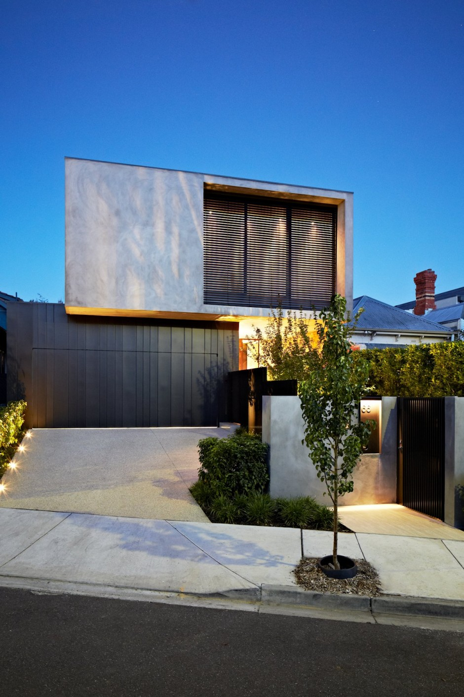 Inspiring Contemporary Homes Australia Photos - Image design house ...