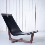 Armada High Armchair by Zoran Jedrejcic for Hookl und Stool
