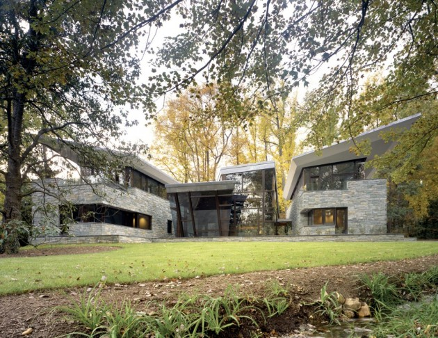 The Glenbrook Residence by David Jameson Architect