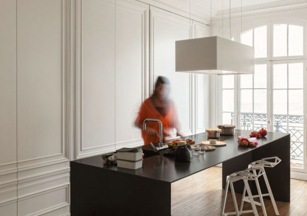 Invisible kitchen by i29 interior architects contemporist
