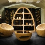 Luxury Cardboard Design by Giancarlo Zema