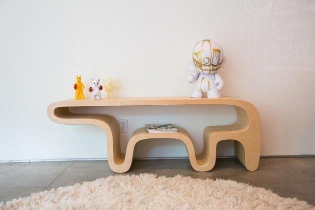 The Bear Table