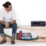 Orbit by Nersi Nasseri for SENTIENT Furniture
