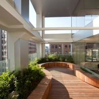 wieden kennedy new york office by workac contemporist. Black Bedroom Furniture Sets. Home Design Ideas