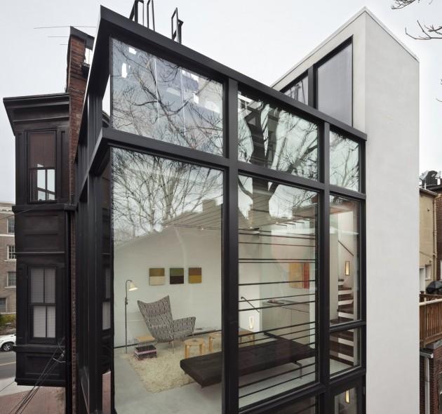 Project Description. Barcode House ...