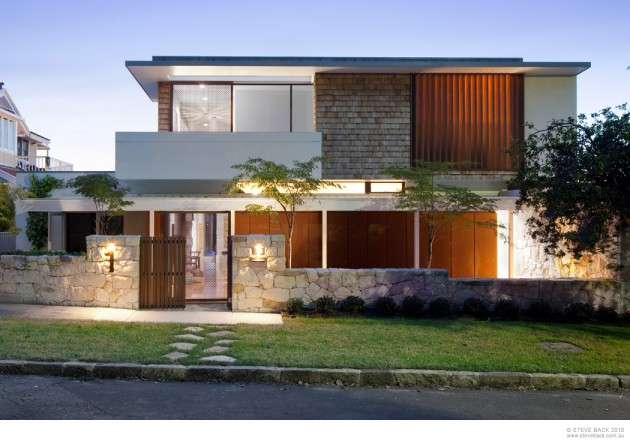 River House by MCK Architects
