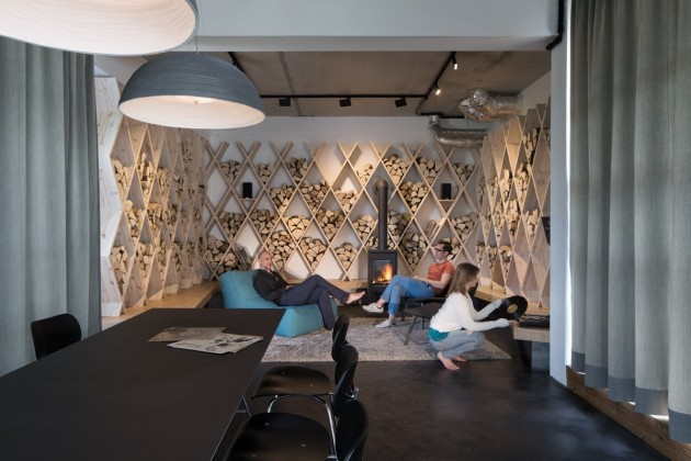 SoundCloud Headquarters by KINZO